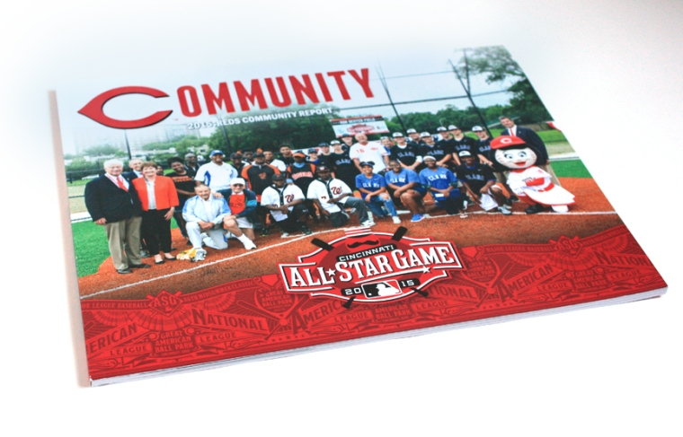 Community report front cover