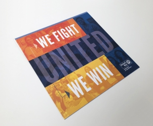 United Way brochure front cover
